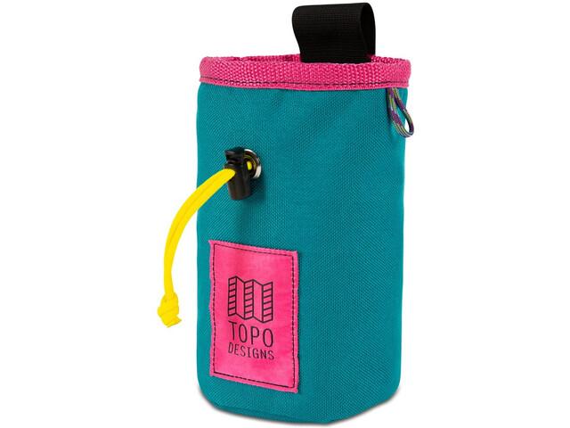 Topo Designs Sacchetto Porta Magnesite, turquoise/pink